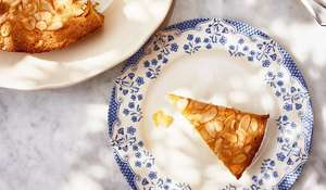 Almond Cake | Italian Recipe