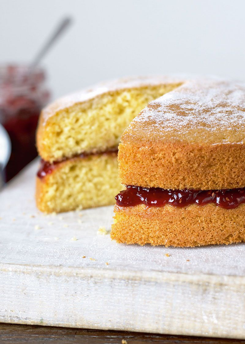 10 recipes you'll love in Mary Berry's Baking Bible all in one large victoria sandwich