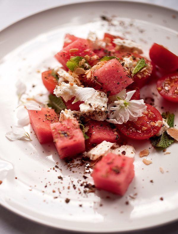 feta recipes watermelon feta salad orient express