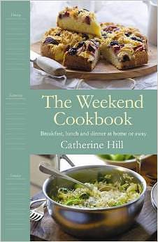 Cover of The Weekend Cookbook