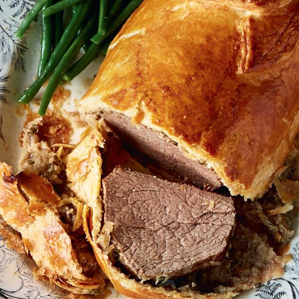 Classic Beef Wellington - The Happy Foodie