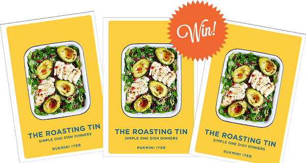 win 1 of 3 copies of the roasting tin