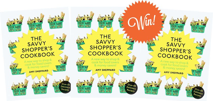 win copies of the savvy shopper