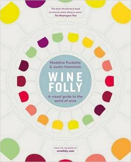 Cover of Wine Folly: A Visual Guide to the World of Wine