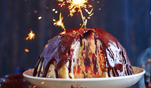 Jamie Oliver Winter Bombe Recipe | Alternative to Christmas Pudding