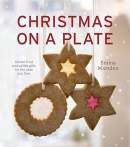 Cover of Christmas on a Plate