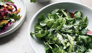 Yotam Ottolenghi's Cucumber Salad Recipe | SIMPLE Sunday Brunch