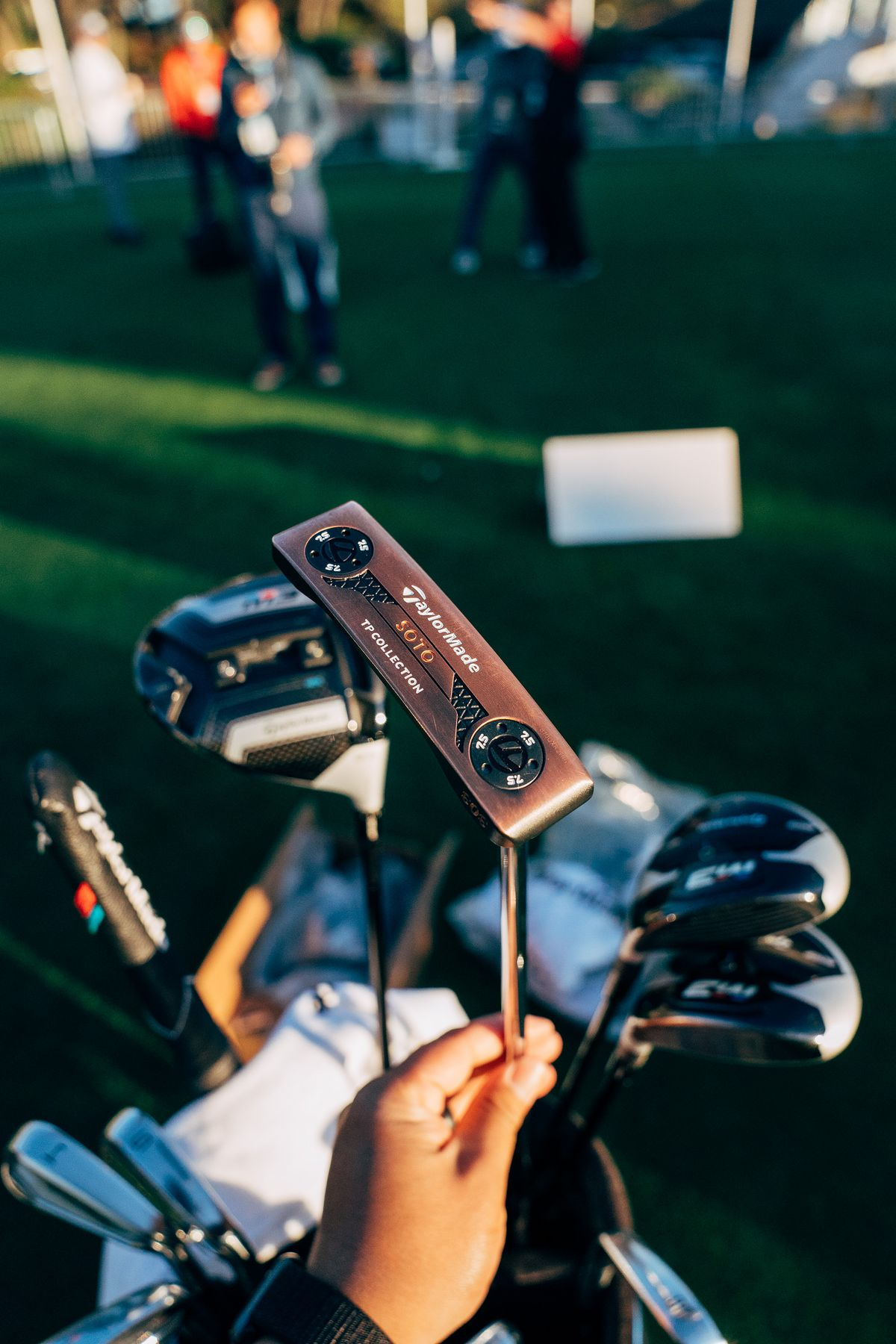 RORY'S NEW CLUBS & NEW OUTLOOK FOR AUGUSTA