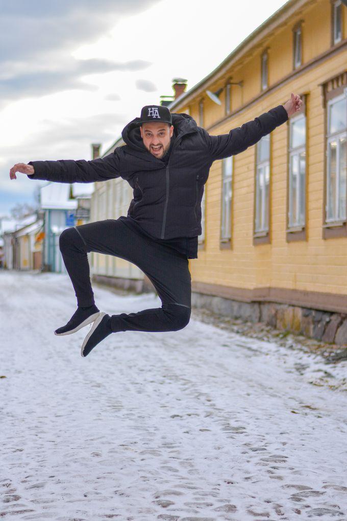 HesaÄijä Vanhassa Raumassa