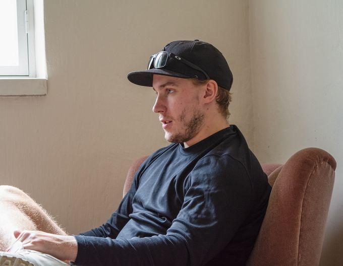 Aleksi Saarela Omaa voimaa -lehden haastattelussa.