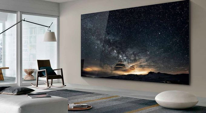 Iso 8k-televisio onkin kuin elokuvateatteri kotona.