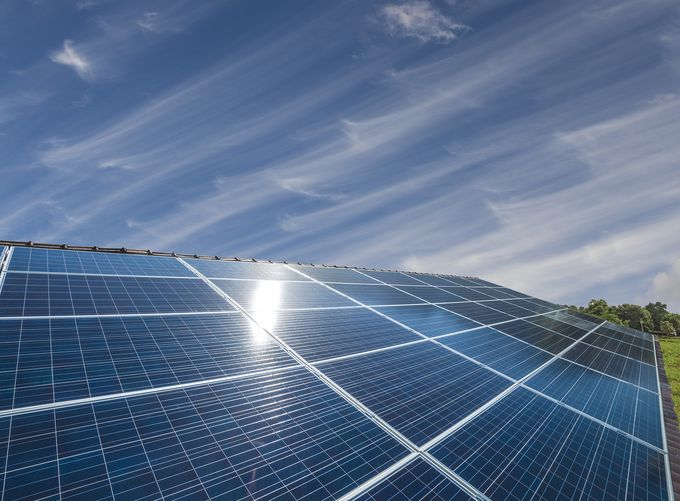 Kulutusjousto, aurinkoenergia