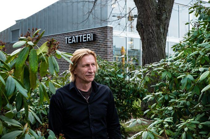 Ilkka Koivula, Rauman kaupunginteatteri