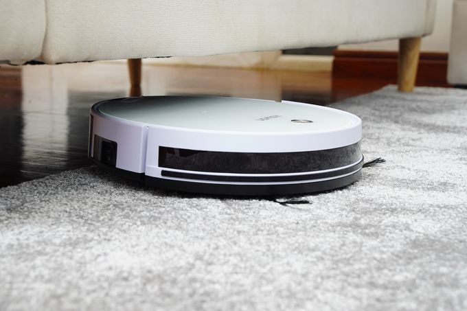Testin robotti-imureja voi hallita älylaitteilla.