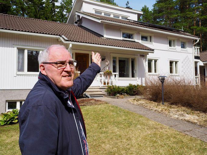 Raimo Lehtinen, Kolla