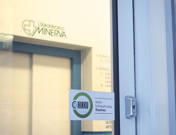 Lääkärikeskus Minerva, HINKU