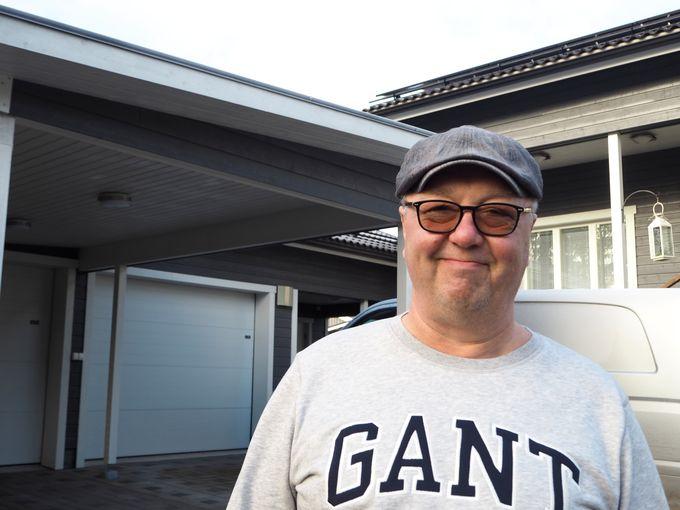 Jukka Pietilä, Raumair