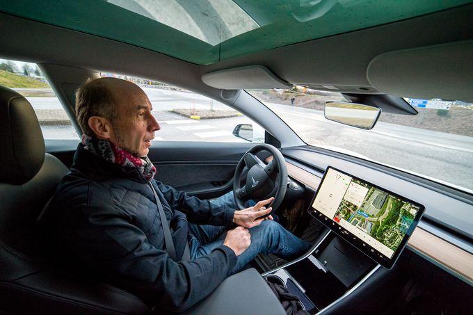 Tesla Model 3, Pauli Laaksonen, Oras Group