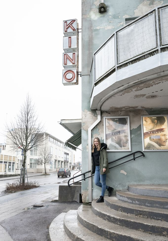 Susanna Tapani Laitilan Kinon portailla