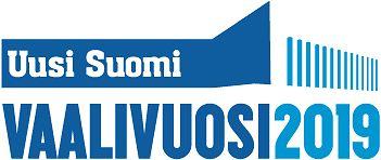 Logo: Vaaliblogi 2019