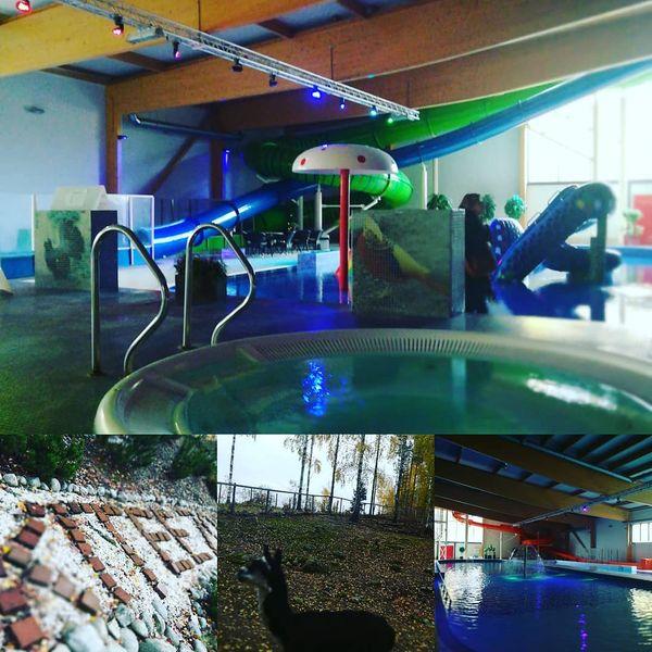 Прекрасное место #pajarinhovi в Северной Карелии. Аквапарк, зоопарк и просто Relax с #kymitravel