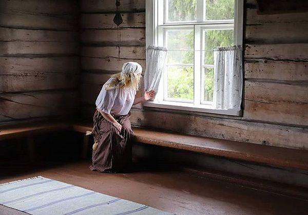 Muistoja kesän kuvauksista.#juuka #makingmovie #finland #traditionalfinnishhouse #oldhouse #larinsaari