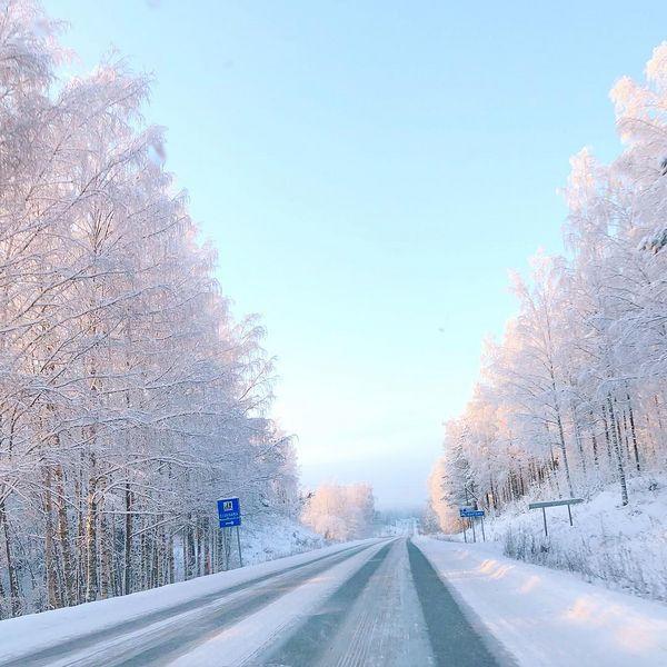 Winter wonderland löytyy Rääkkylästä 😅 #winterwonderland #rääkkylä #jouluaatto #christmaseve #ontheroad