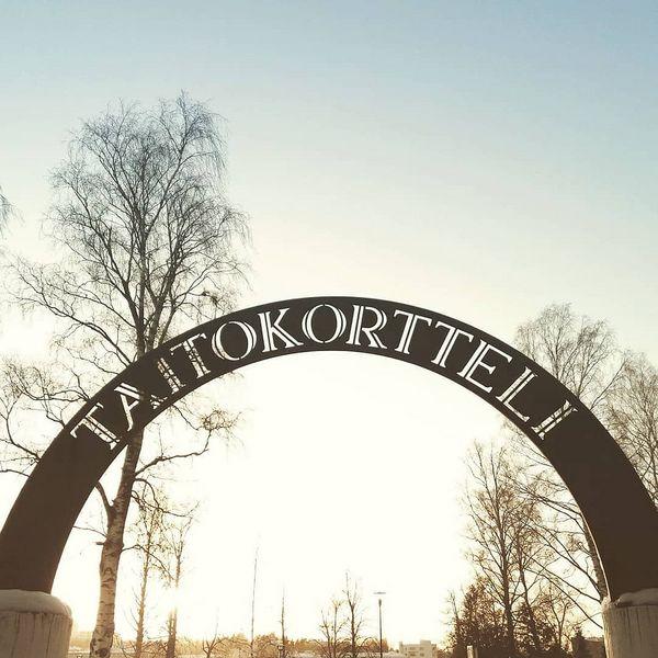 Aurinkoista perjantaita! ☀️ #perjantai #maaliskuu #kevättäkohti #taitokortteli #joensuu #pohjoiskarjala #visitkarelia_finland