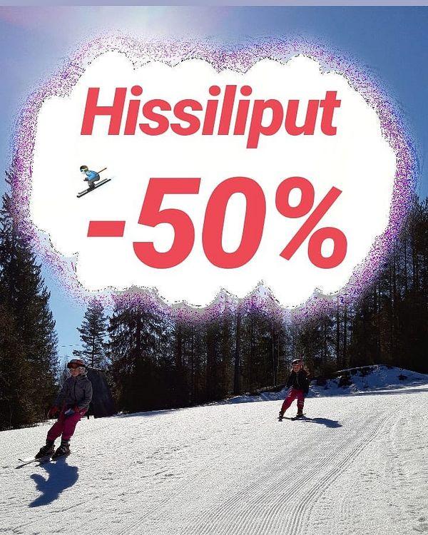 Vielä ehtii rinteeseen! Huomenna maanantaina 22.4 kauden päätöspäivän kunniaksi hissiliput -50%! Olemme avoinna klo 10-17, tervetuloa! #pääskyvuori #pääskyisback #heinävesi #rinteessä #pääsiäinen #luntaon #skifikamerat #rinteessä #visitkarelia_finland