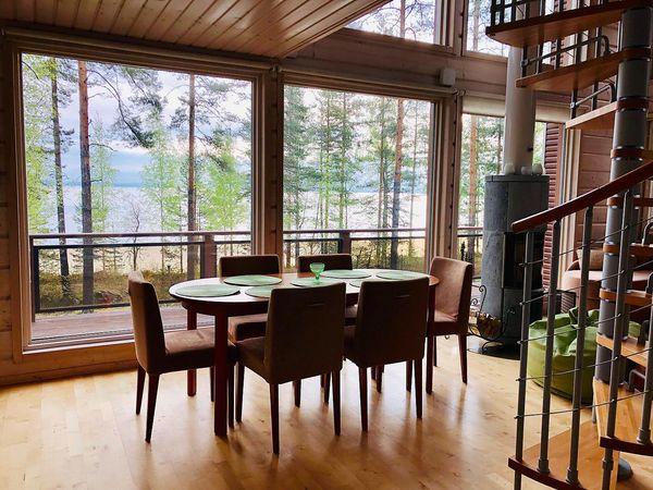 PielisLinna lake view villa #pielinen #suomensatu #holidayrental #koli_cottages #pielislinna #finnishfairytale #visitkarelia_finland #newday