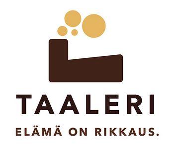 Logo: Taaleri - elämä on rikkaus