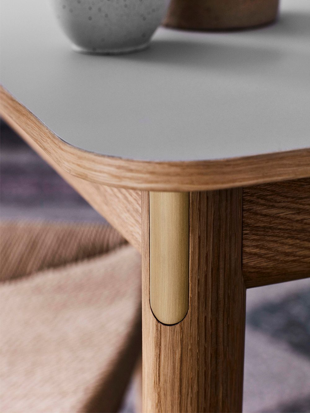 &Tradition Patch dining table