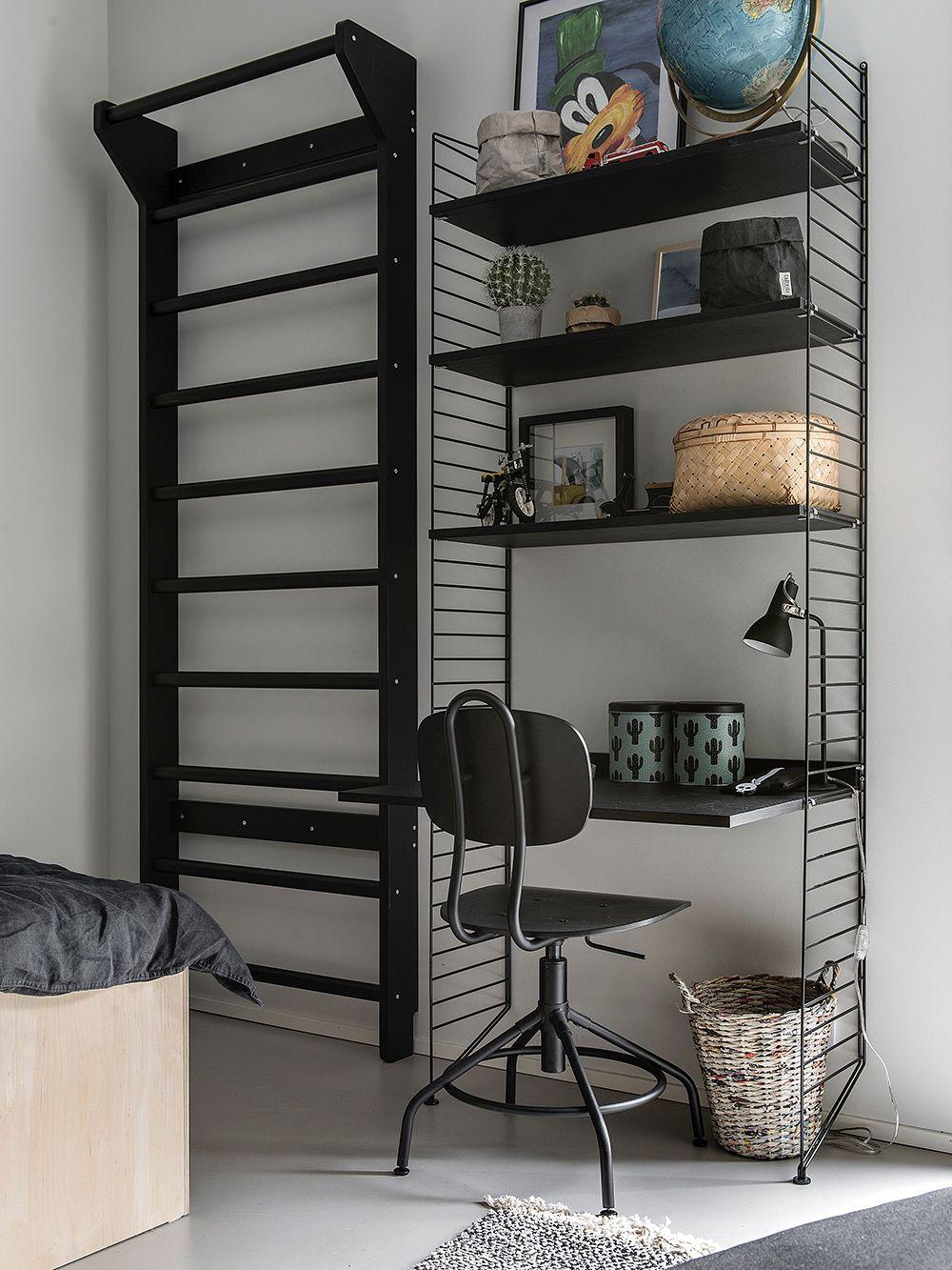 String System shelves