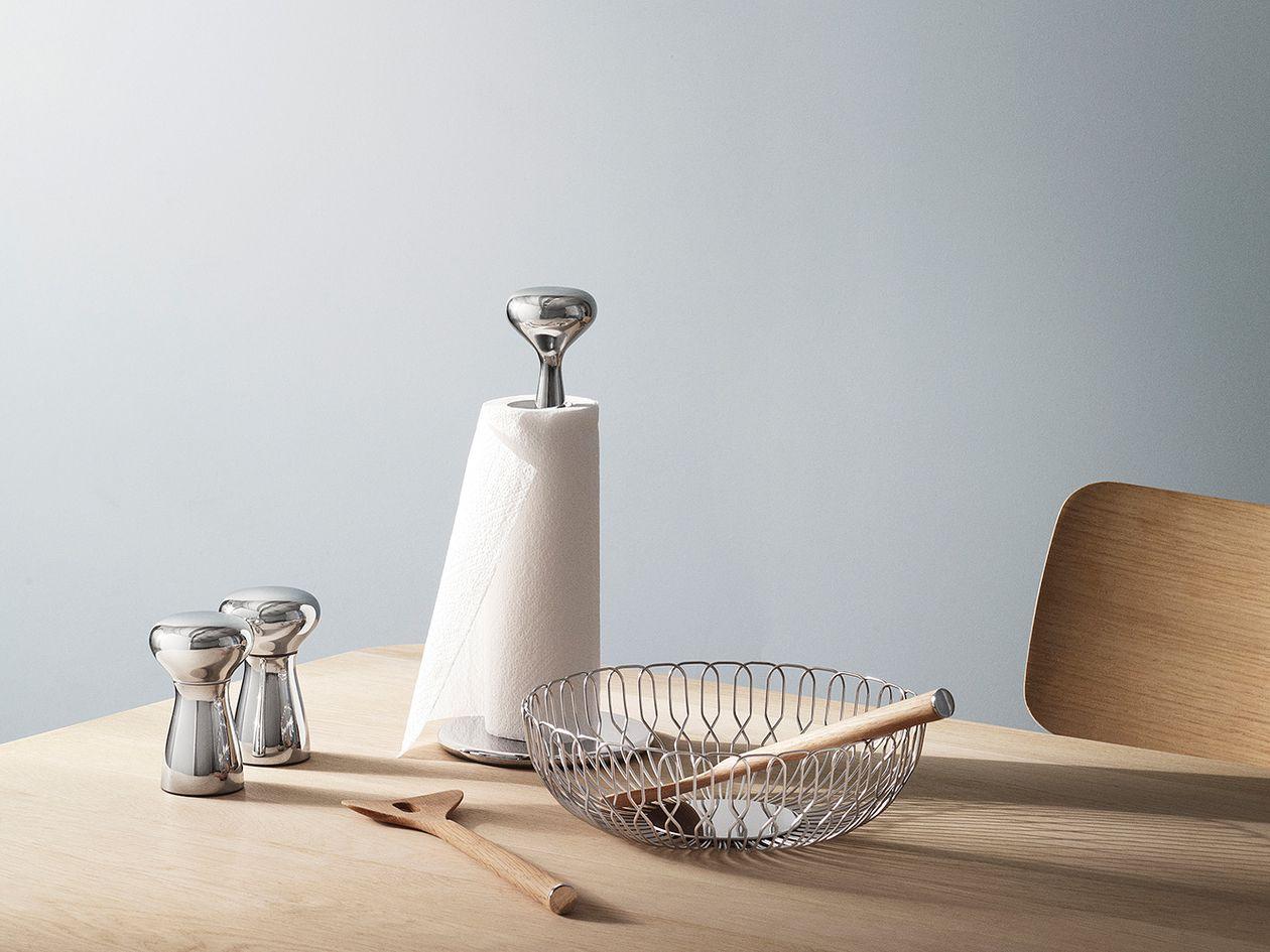 Georg Jensen: Alfredo kitchen roll holder