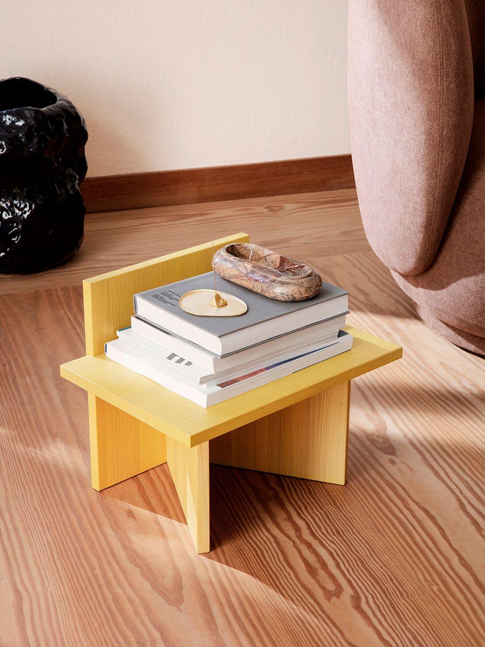 Ferm Living Oblique stool