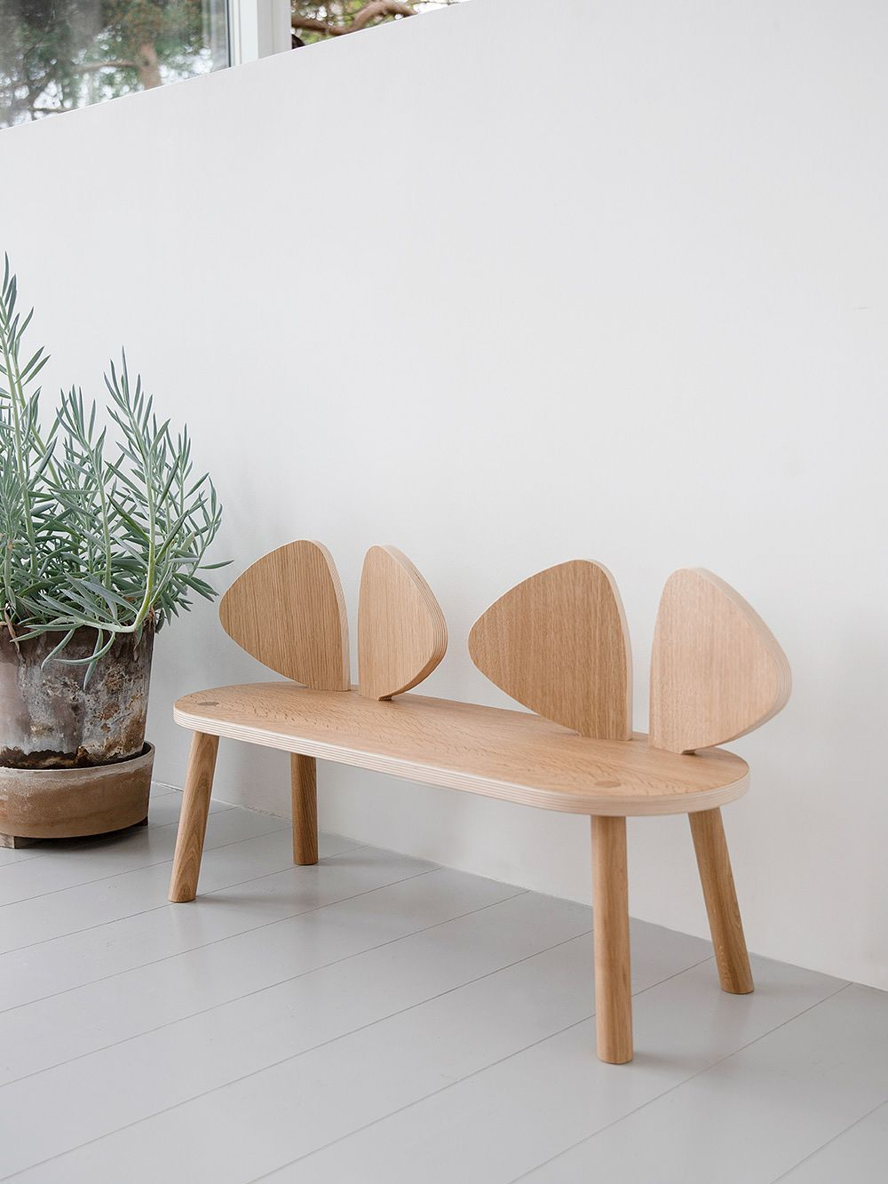 Nofred Mouse bench