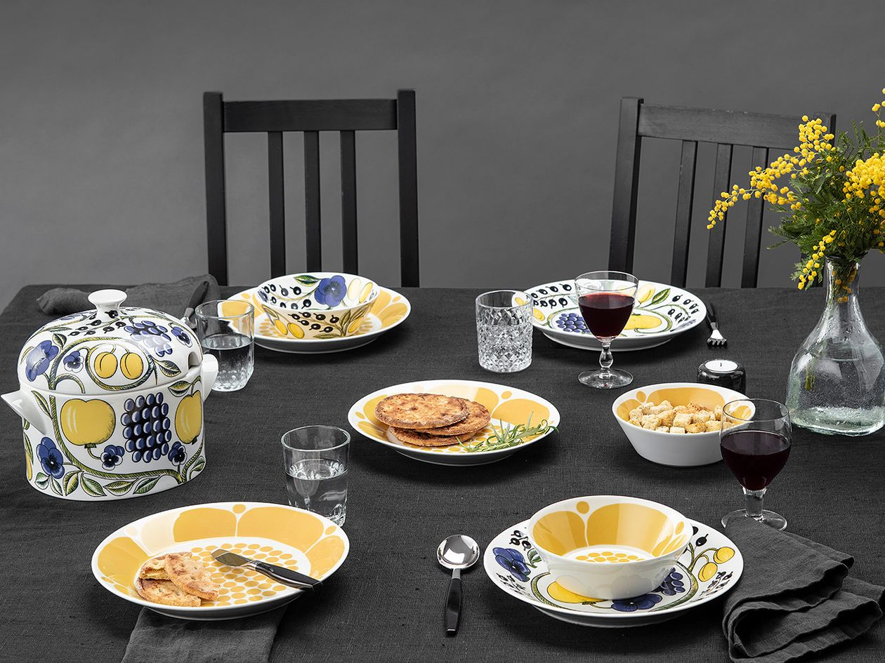 Paratiisi tableware