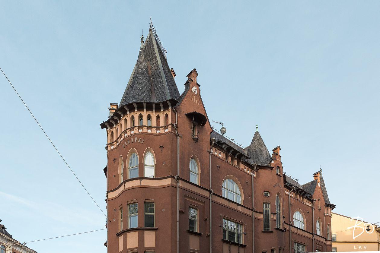 Luotsilinna in Helsinki