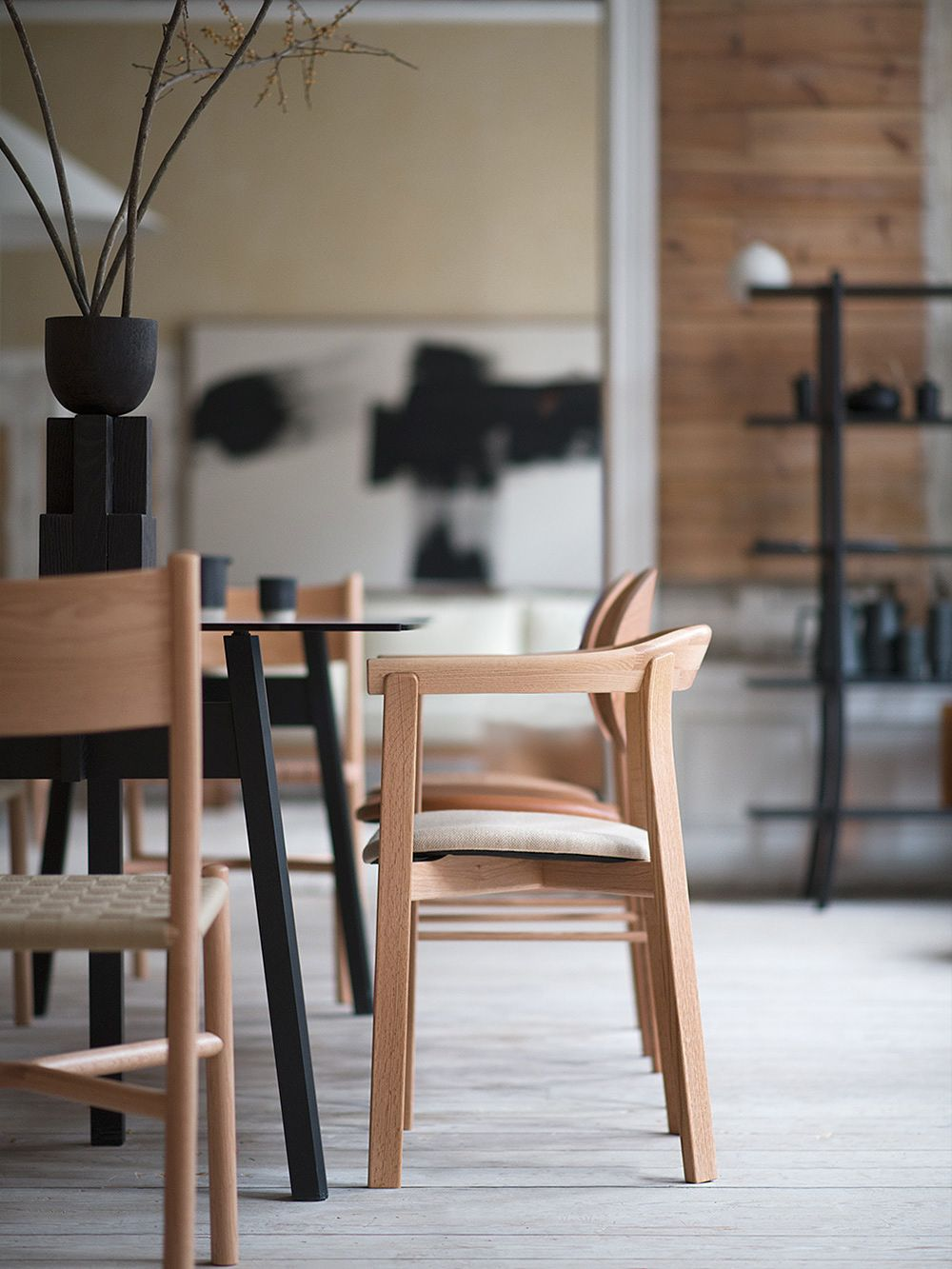 Ariake Holm chair