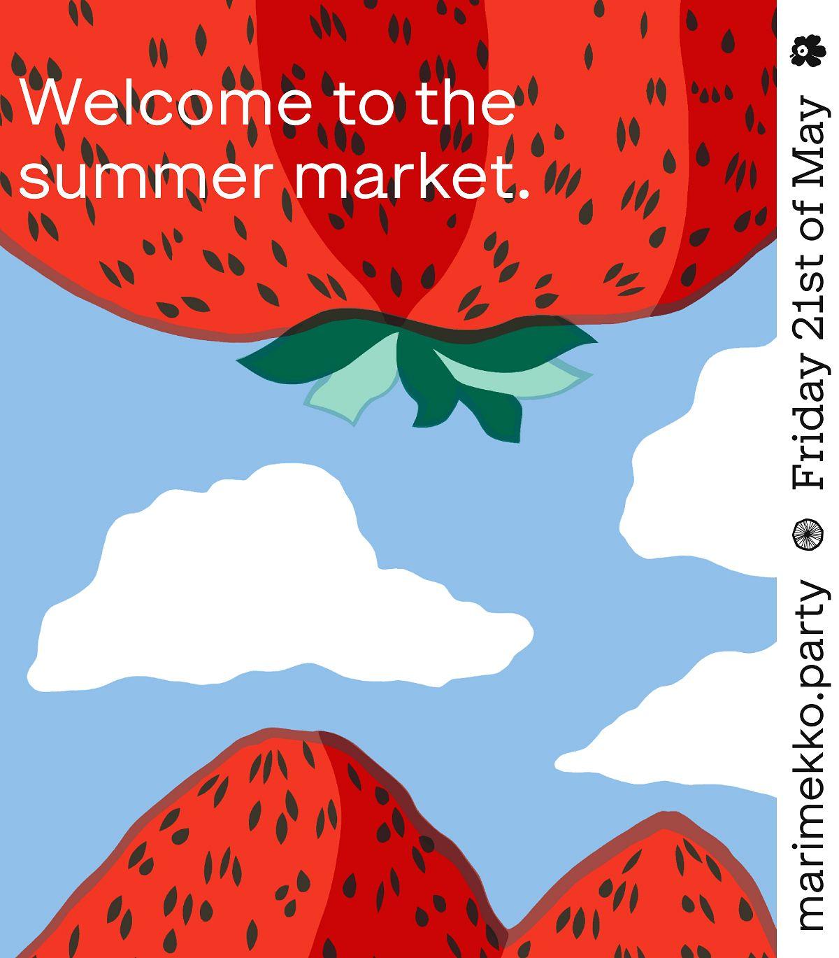 Marimekko Summer Market