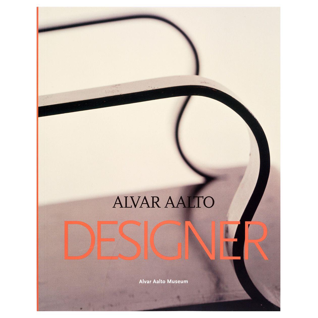 Alvar Aalto Designer book