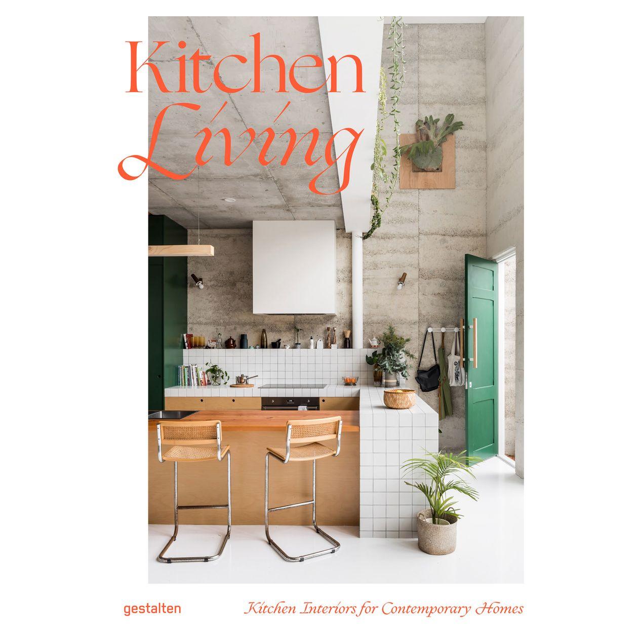 Gestalten: Kitchen Living book
