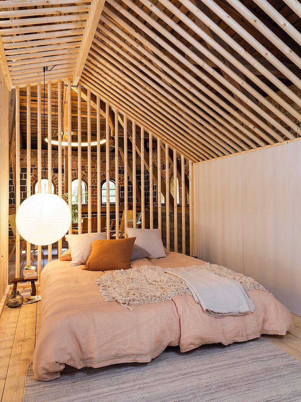 Fiskars Summer House – Bedroom