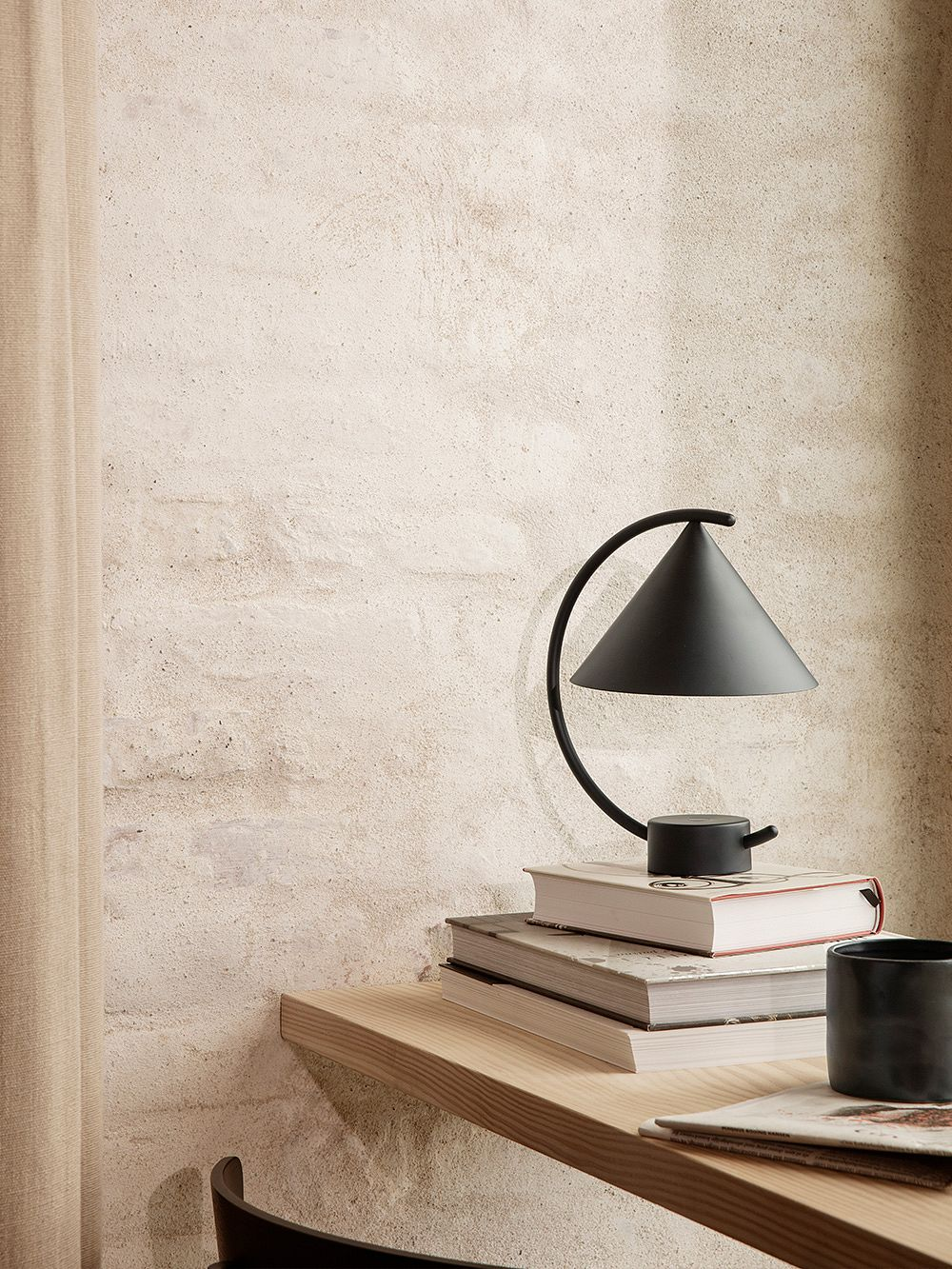 Ferm Living's Meridian table lamp