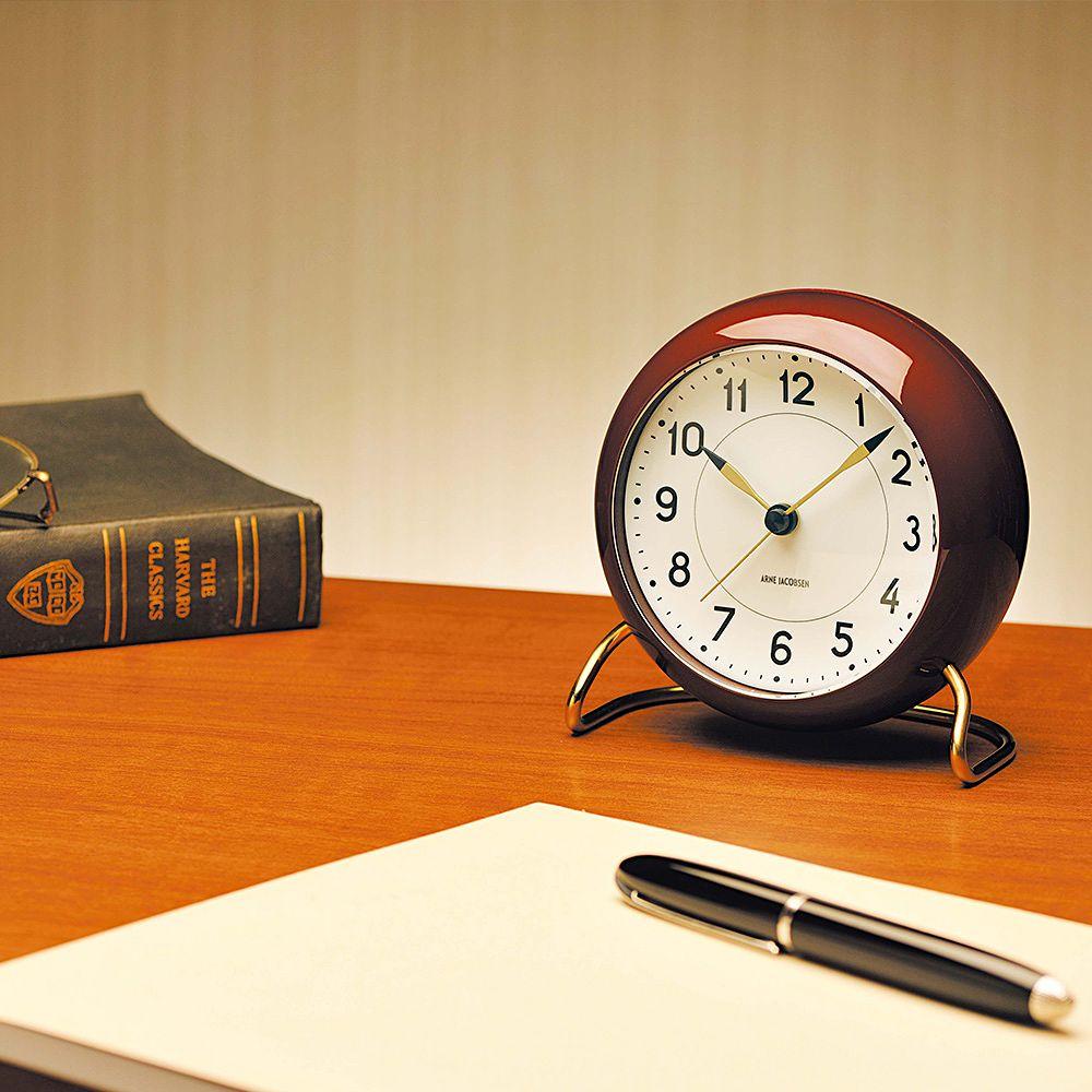 Arne Jacobsen AJ Station alarm clock