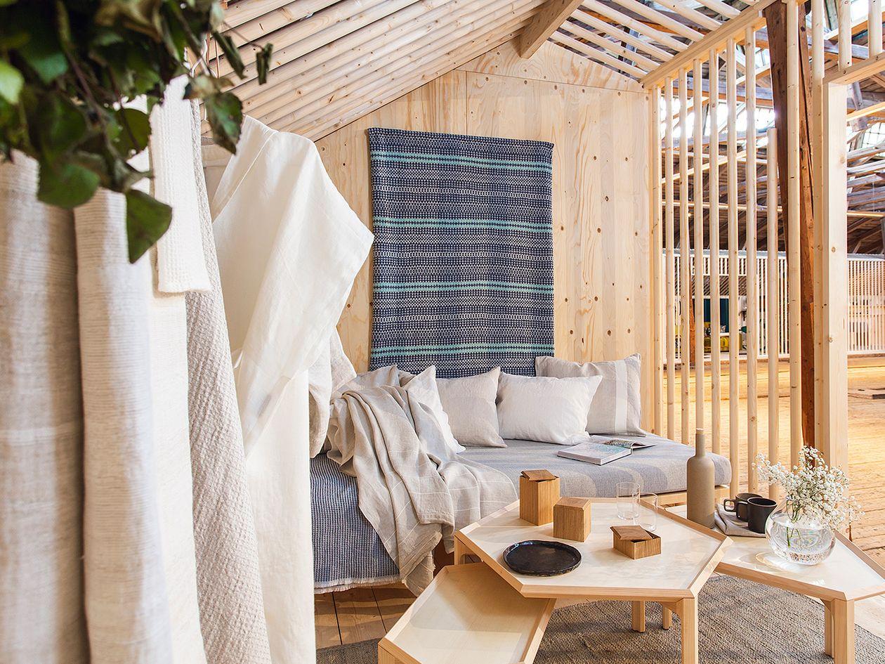 Fiskars Summer House – Sauna Room