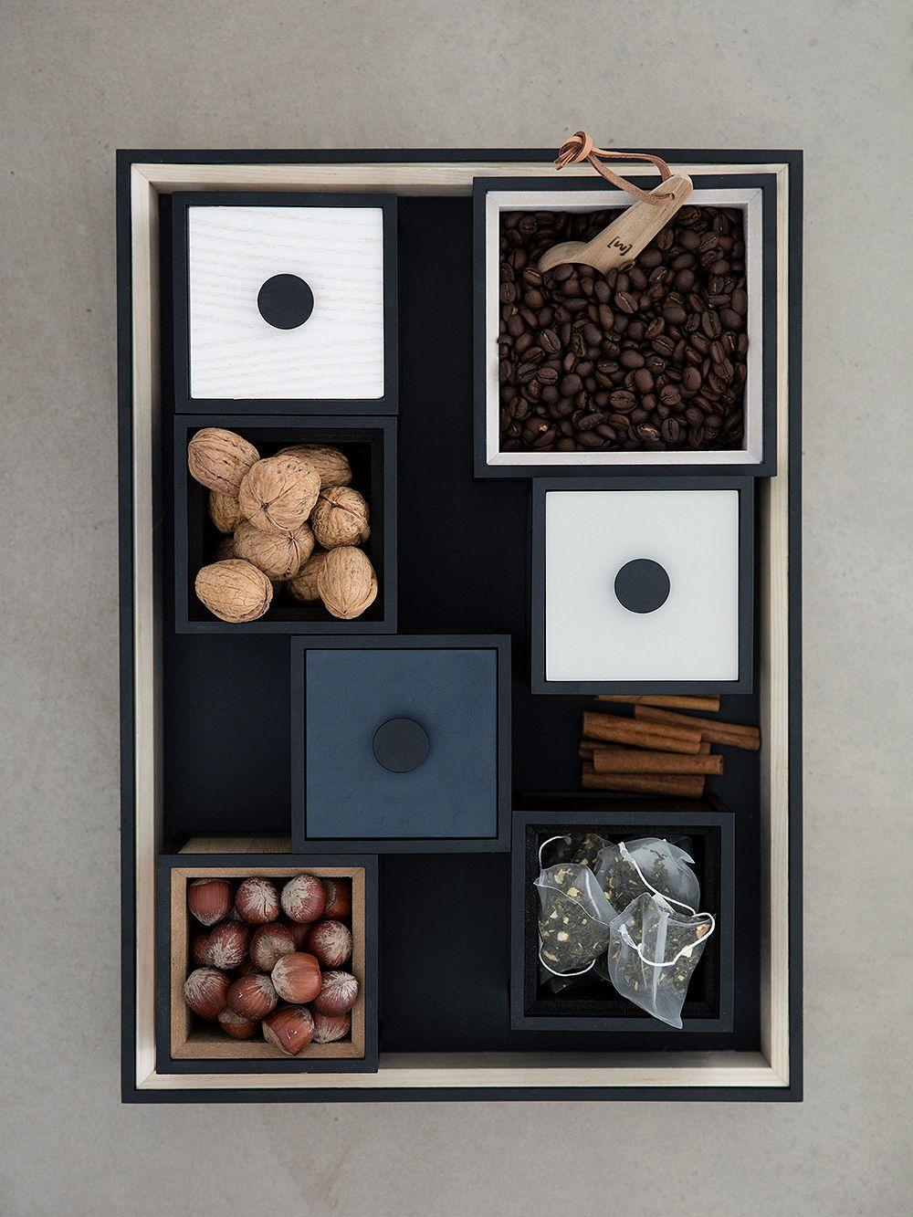 By Lassen Frame boxes