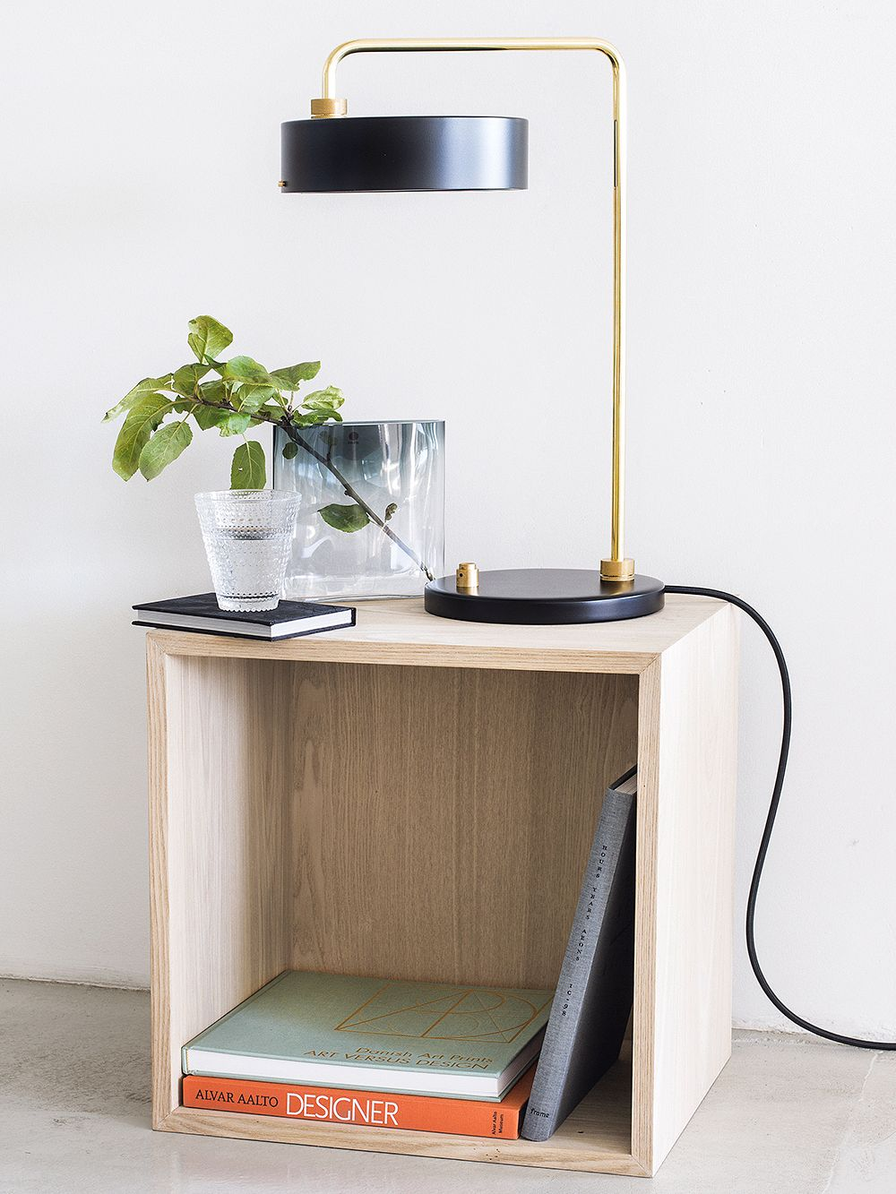 Made By Hand Petite Machine table lamp