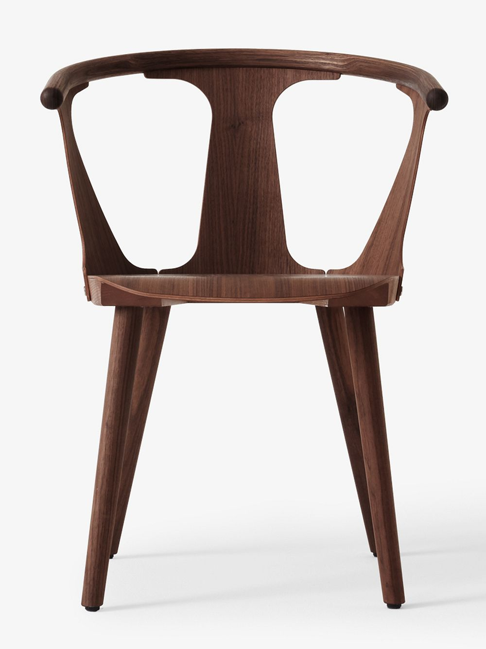 &Tradition In Between SK1 chair, smoked oak