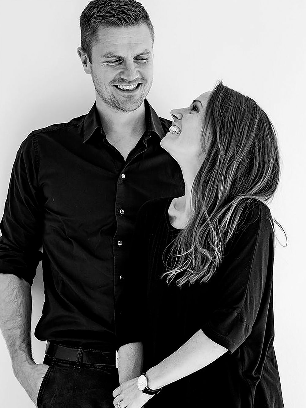 Ditlev and Anna Sibast